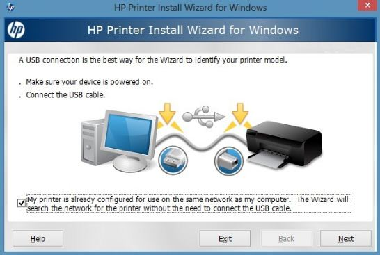 Install Printer Driver Wizard