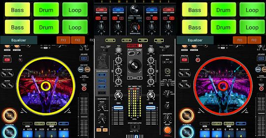 DJ Mixer App for Android