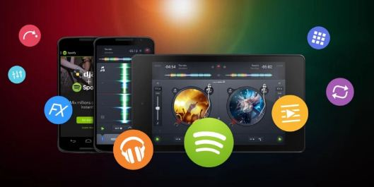 Top Recommended DJ Mixer App for Android - Brooks RX